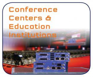 KVM Extender Conference Center