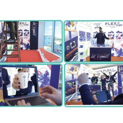 Cover web virtual booth